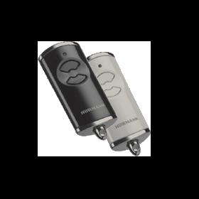 Блестящий пульт дистанционного управления  (с отлитыми из цинка крышками)